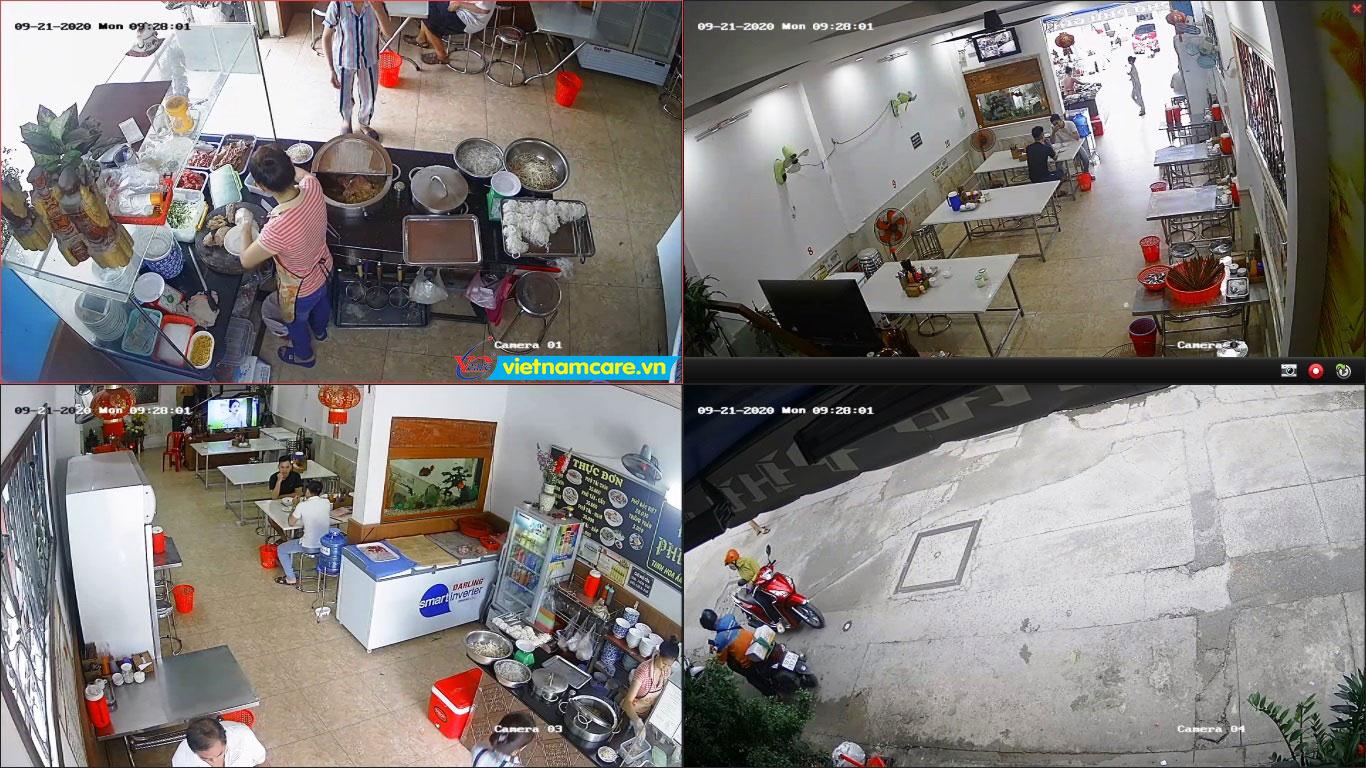 Lắp đặt camera quan sát giá rẽ tại quận gò vấp