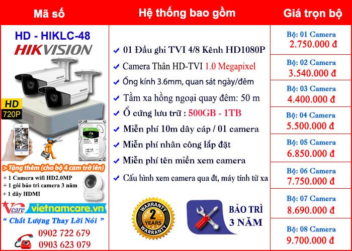 lap camera tron bo hikvision gia rẽ tai tphcm