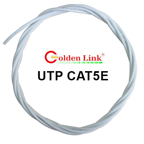 CABLE MẠNG GOLDEN LINK UTP CAT5E PLATINUM