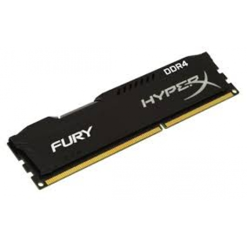 DDR4 KINGSTON 4GB(2133)CL14 DIMM Fury HyperX Black