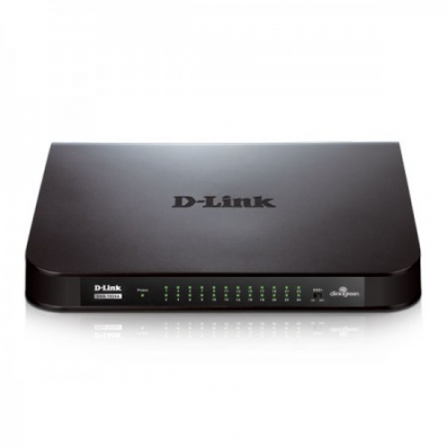 SWITCH D-LINK 24P DGS-1024A