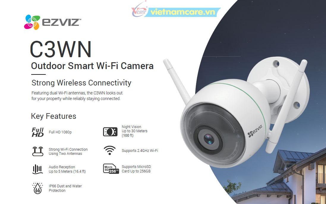Camera EZVIZ C3WN
