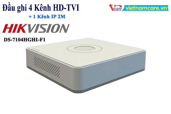 Đầu ghi hình HDTVI Hikvision DS-7104HGHI-F1