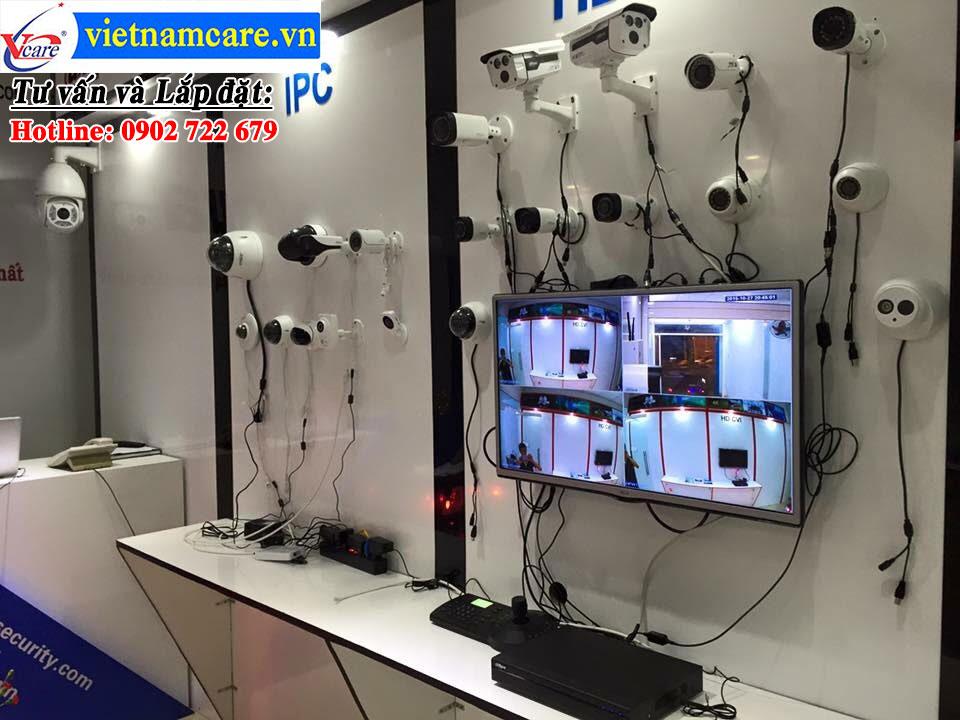 Trọn bộ Camera KBvision giá rẽ cho Gia đình